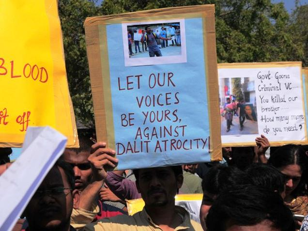 Rohith Protest