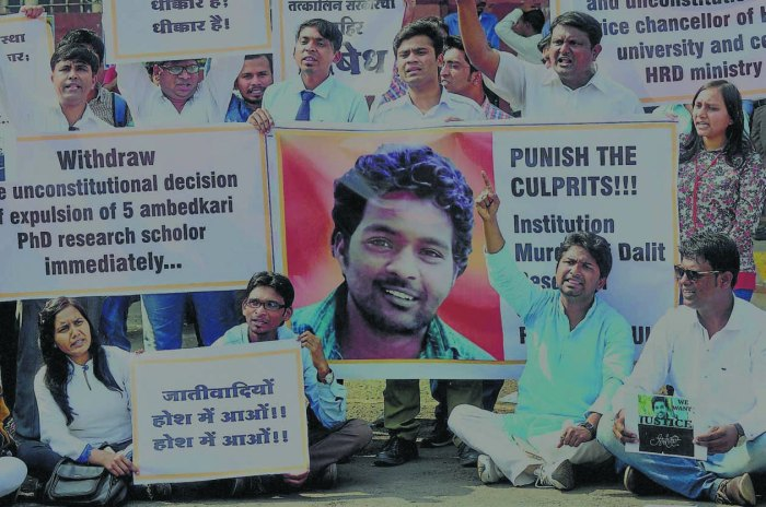 Protest in Nagpur