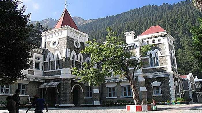 Uttarakhand highcourt
