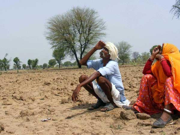 No rains no crops