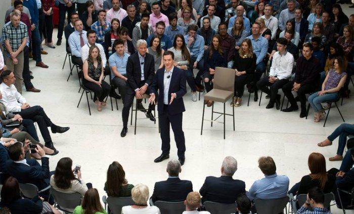 British FM George Osborne