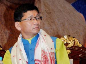 Arunachal Pradesh Chief Minister -rebel- Kalikho Pul