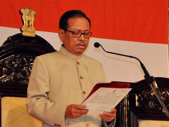 J P Rajkhowa -Arunachal Governor