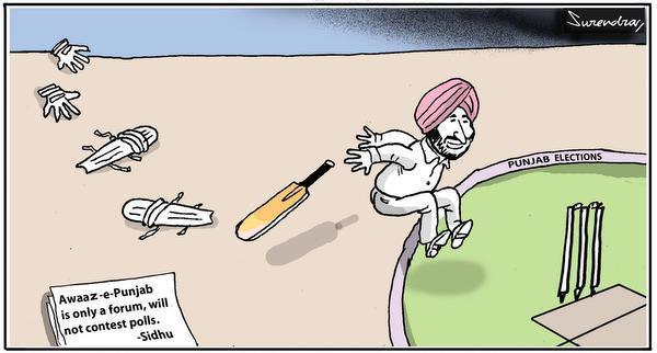 sidhu-batting