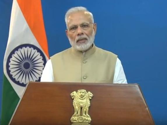 PM addressing nation