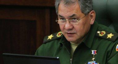 Russia Defense Minister Sege Shoigu